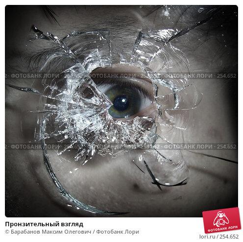Пронзительный взгляд, фото № 254652, снято 4 января 2005 г. (c) Барабанов Максим Олегович / Фотобанк Лори