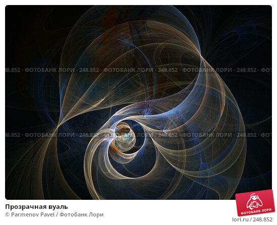 Прозрачная вуаль, иллюстрация № 248852 (c) Parmenov Pavel / Фотобанк Лори