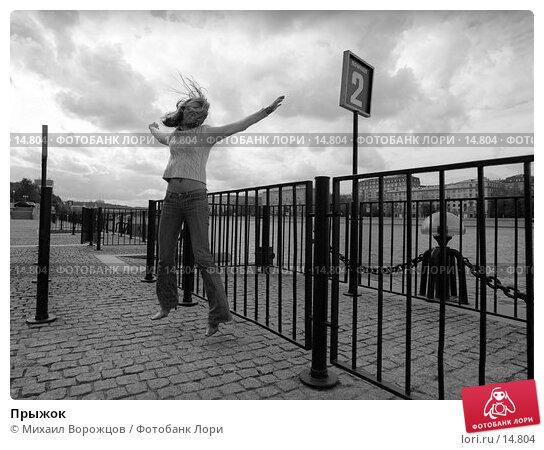 Прыжок, фото № 14804, снято 26 февраля 2017 г. (c) Михаил Ворожцов / Фотобанк Лори