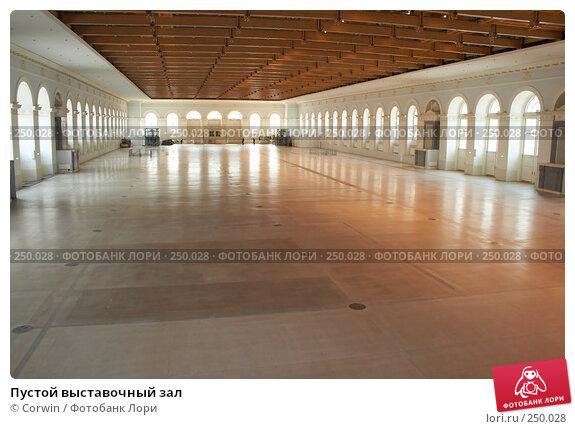 Пустой выставочный зал, фото № 250028, снято 12 апреля 2008 г. (c) Corwin / Фотобанк Лори
