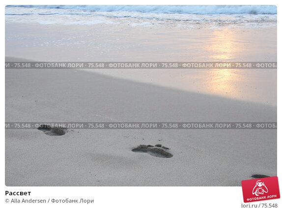 Купить «Рассвет», фото № 75548, снято 21 марта 2007 г. (c) Alla Andersen / Фотобанк Лори