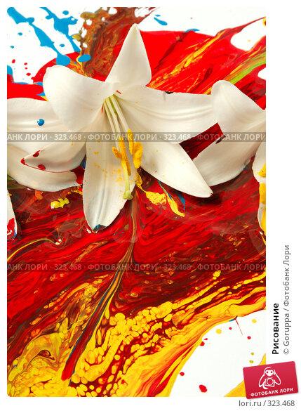 Рисование, фото № 323468, снято 14 июня 2008 г. (c) Goruppa / Фотобанк Лори