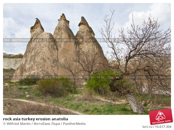 rock asia turkey erosion anatolia. Стоковое фото, фотограф Wilfried Martin / PantherMedia / Фотобанк Лори