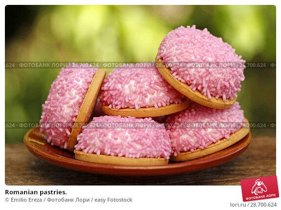 Купить «Romanian pastries.», фото № 28700624, снято 19 июня 2018 г. (c) easy Fotostock / Фотобанк Лори