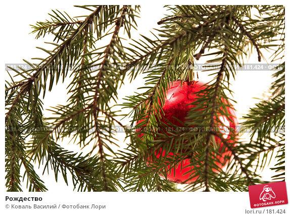 Купить «Рождество», фото № 181424, снято 22 ноября 2006 г. (c) Коваль Василий / Фотобанк Лори