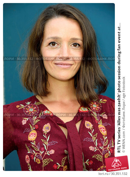 Купить «RTL TV series 'Alles was zaehlt' photo session during fan event at MMC TV Studios. Featuring: Kaja Schmidt-Tychsen Where: Cologne, Germany When: 28 Aug 2017 Credit: WENN.com», фото № 30351132, снято 28 августа 2017 г. (c) age Fotostock / Фотобанк Лори