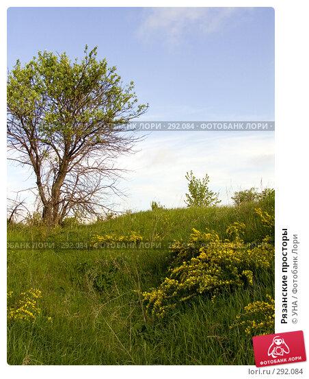 Рязанские просторы, фото № 292084, снято 17 мая 2008 г. (c) УНА / Фотобанк Лори