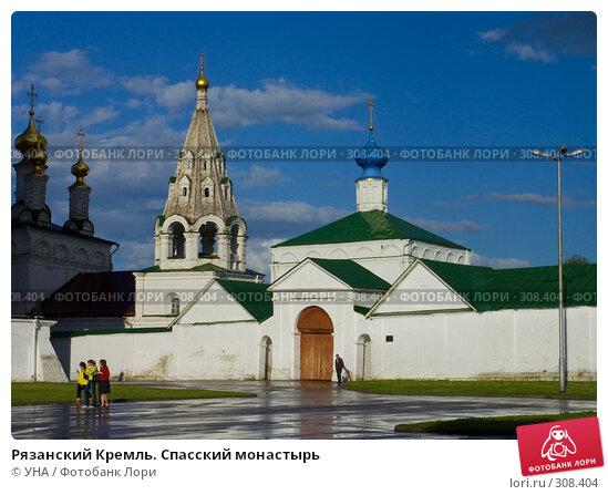 Рязанский Кремль. Спасский монастырь, фото № 308404, снято 30 мая 2008 г. (c) УНА / Фотобанк Лори