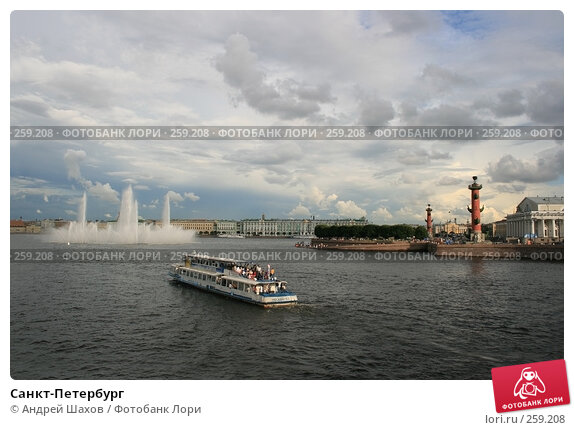 Санкт-Петербург, фото № 259208, снято 16 января 2006 г. (c) Андрей Шахов / Фотобанк Лори