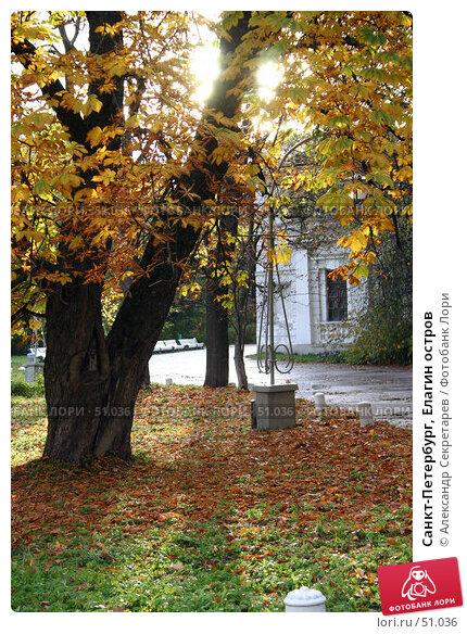 Санкт-Петербург, Елагин остров, фото № 51036, снято 15 октября 2005 г. (c) Александр Секретарев / Фотобанк Лори