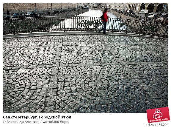 Санкт-Петербург. Городской этюд, эксклюзивное фото № 134204, снято 5 апреля 2007 г. (c) Александр Алексеев / Фотобанк Лори