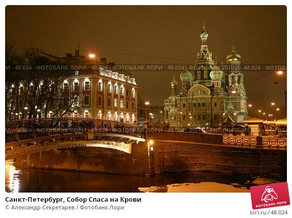Санкт-Петербург, Собор Спаса на Крови, фото № 48024, снято 17 декабря 2005 г. (c) Александр Секретарев / Фотобанк Лори