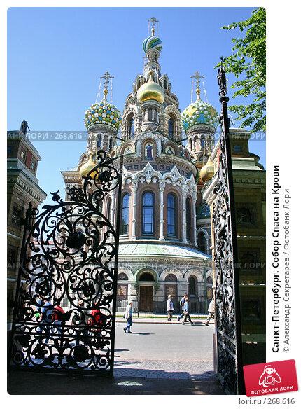 Санкт-Петербург. Собор Спаса на Крови, фото № 268616, снято 28 июня 2005 г. (c) Александр Секретарев / Фотобанк Лори