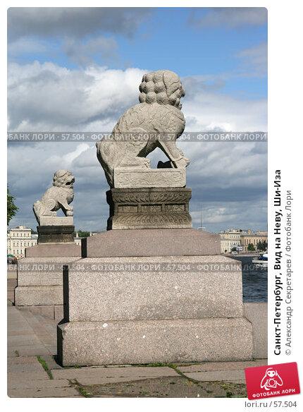 Купить «Санкт-Петербург, Вид на Неву, Ши-Иза», фото № 57504, снято 15 июня 2007 г. (c) Александр Секретарев / Фотобанк Лори