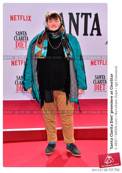 Купить «'Santa Clarita Diet' premiere at CineStar Featuring: Daniel Zillmann Where: Berlin, Germany When: 20 Jan 2017 Credit: AEDT/WENN.com», фото № 28737792, снято 20 января 2017 г. (c) age Fotostock / Фотобанк Лори