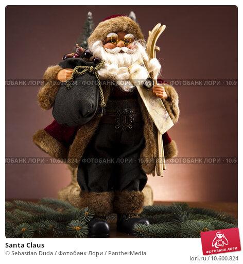 Santa Claus. Стоковое фото, фотограф Sebastian Duda / PantherMedia / Фотобанк Лори