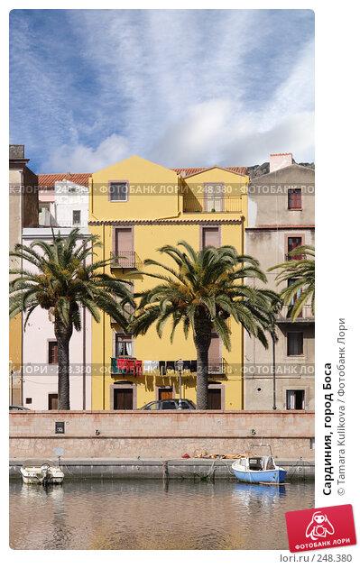 Сардиния, город Боса, фото № 248380, снято 11 ноября 2007 г. (c) Tamara Kulikova / Фотобанк Лори
