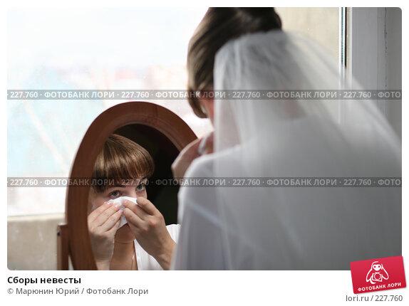Купить «Сборы невесты», фото № 227760, снято 15 марта 2008 г. (c) Марюнин Юрий / Фотобанк Лори