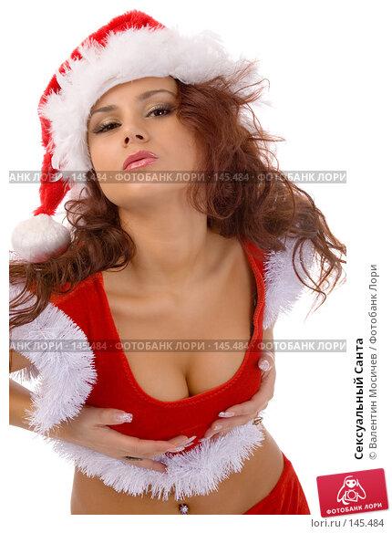 Сексуальный Санта, фото № 145484, снято 8 декабря 2007 г. (c) Валентин Мосичев / Фотобанк Лори