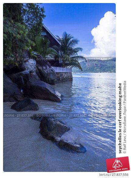Купить «seychelles le cerf overlooking mahe», фото № 27837556, снято 17 октября 2018 г. (c) PantherMedia / Фотобанк Лори