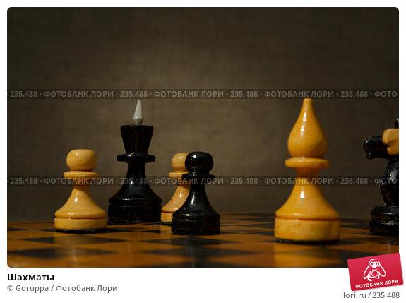 Шахматы, фото № 235488, снято 5 марта 2007 г. (c) Goruppa / Фотобанк Лори