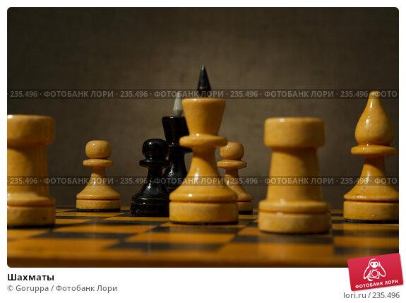 Шахматы, фото № 235496, снято 5 марта 2007 г. (c) Goruppa / Фотобанк Лори