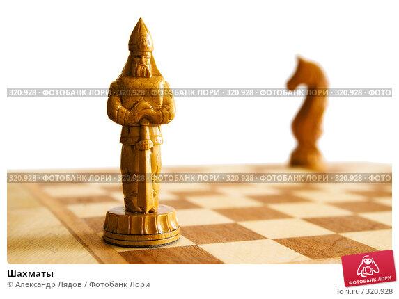 Шахматы, фото № 320928, снято 13 июня 2008 г. (c) Александр Лядов / Фотобанк Лори
