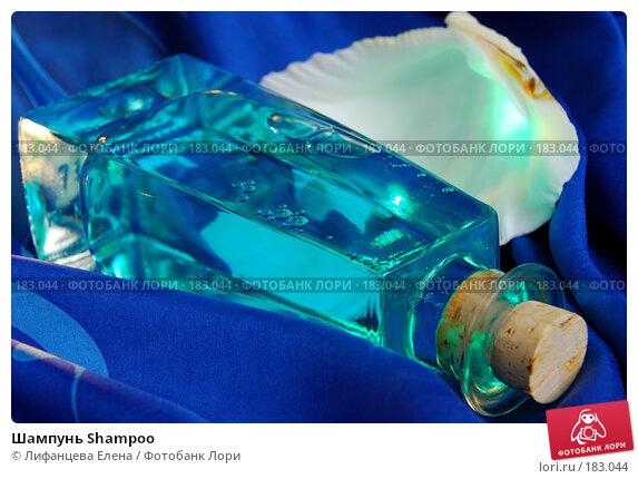 Купить «Шампунь Shampoo», фото № 183044, снято 21 января 2008 г. (c) Лифанцева Елена / Фотобанк Лори