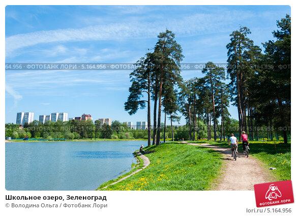 Купить «Школьное озеро, Зеленоград», эксклюзивное фото № 5164956, снято 25 мая 2011 г. (c) Володина Ольга / Фотобанк Лори