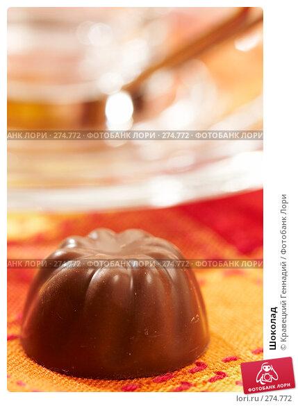 Шоколад, фото № 274772, снято 7 сентября 2005 г. (c) Кравецкий Геннадий / Фотобанк Лори