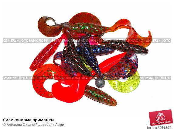 Купить «Силиконовые приманки», эксклюзивное фото № 254872, снято 7 апреля 2008 г. (c) Алёшина Оксана / Фотобанк Лори