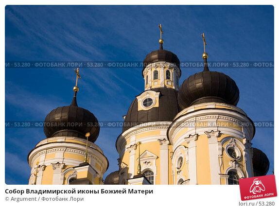 Собор Владимирской иконы Божией Матери, фото № 53280, снято 29 января 2007 г. (c) Argument / Фотобанк Лори