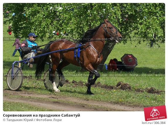 Купить «Соревнования на празднике Сабантуй», фото № 306384, снято 31 мая 2008 г. (c) Талдыкин Юрий / Фотобанк Лори