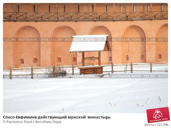 Спасо-Евфимиев действующий мужской  монастырь, фото № 121396, снято 18 ноября 2007 г. (c) Parmenov Pavel / Фотобанк Лори