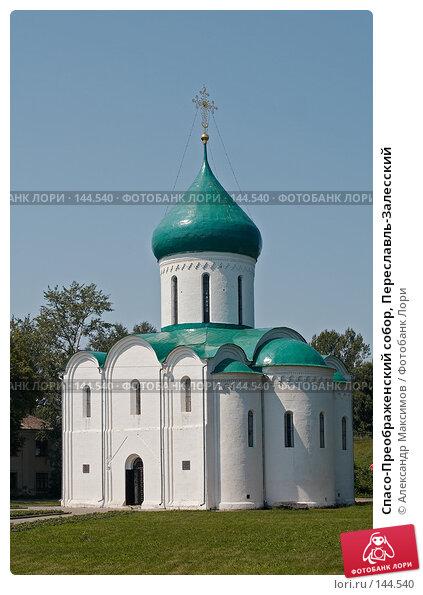 Спасо-Преображенский собор, Переславль-Залесский, фото № 144540, снято 9 июля 2006 г. (c) Александр Максимов / Фотобанк Лори