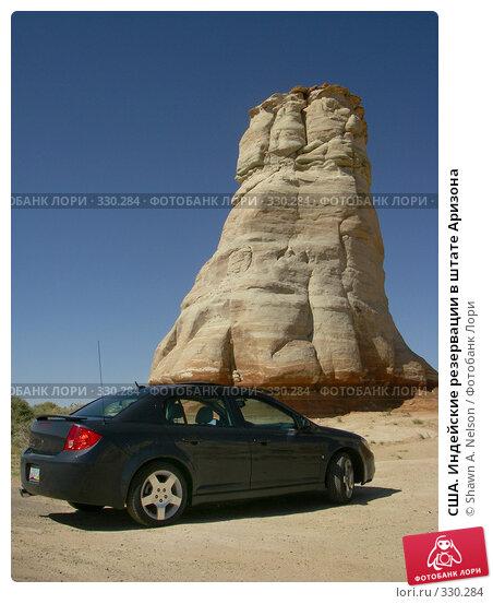 США. Индейские резервации в штате Аризона, фото № 330284, снято 29 мая 2008 г. (c) Shawn A. Nelson / Фотобанк Лори