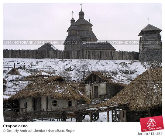 Старое село, фото № 131664, снято 3 февраля 2007 г. (c) Dmitriy Andrushchenko / Фотобанк Лори