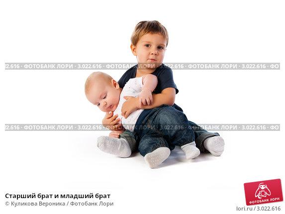 Русское полно брат и сестра