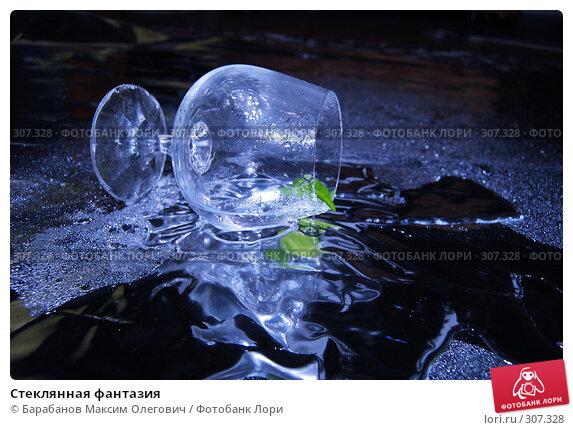 Стеклянная фантазия, фото № 307328, снято 11 января 2008 г. (c) Барабанов Максим Олегович / Фотобанк Лори