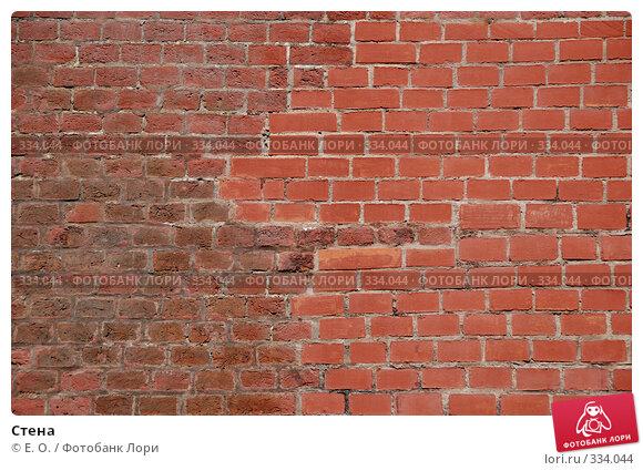 Стена, фото № 334044, снято 21 июня 2008 г. (c) Екатерина Овсянникова / Фотобанк Лори