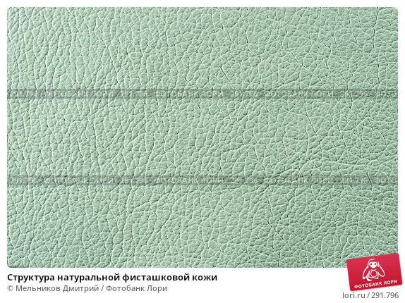 Структура натуральной фисташковой кожи, фото № 291796, снято 11 мая 2008 г. (c) Мельников Дмитрий / Фотобанк Лори