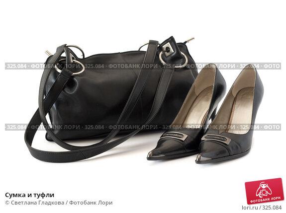 Сумка и туфли, фото № 325084, снято 8 июня 2008 г. (c) Cветлана Гладкова / Фотобанк Лори