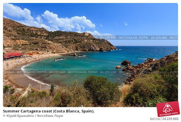 Недвижимость испания побережье коста бланка фото