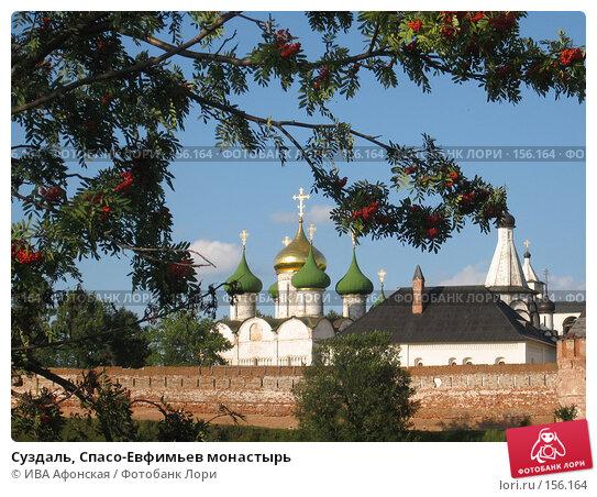 Суздаль, Спасо-Евфимьев монастырь, фото № 156164, снято 18 августа 2006 г. (c) ИВА Афонская / Фотобанк Лори