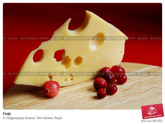 Сыр, фото № 89552, снято 25 сентября 2007 г. (c) Лифанцева Елена / Фотобанк Лори
