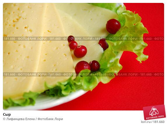 Сыр, фото № 181660, снято 19 января 2008 г. (c) Лифанцева Елена / Фотобанк Лори