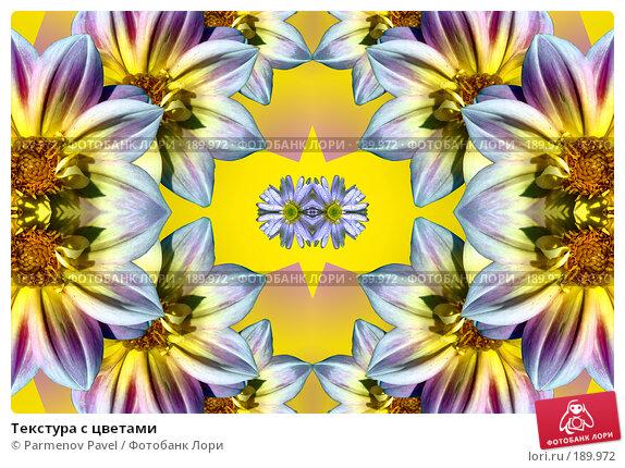 Текстура с цветами, фото № 189972, снято 21 декабря 2007 г. (c) Parmenov Pavel / Фотобанк Лори