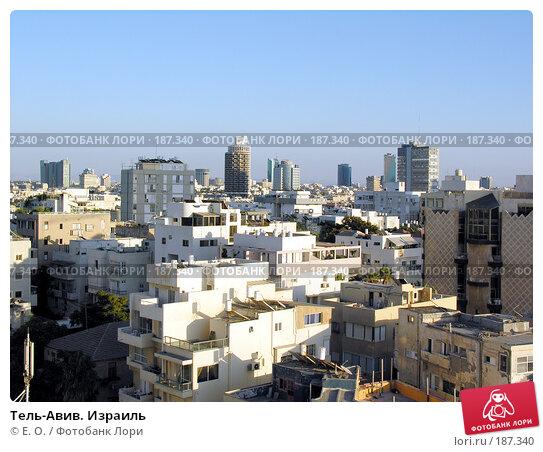 Тель-Авив. Израиль, фото № 187340, снято 23 сентября 2005 г. (c) Екатерина Овсянникова / Фотобанк Лори
