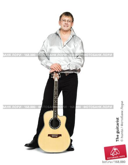 The guitarist, фото № 168880, снято 5 августа 2007 г. (c) hunta / Фотобанк Лори