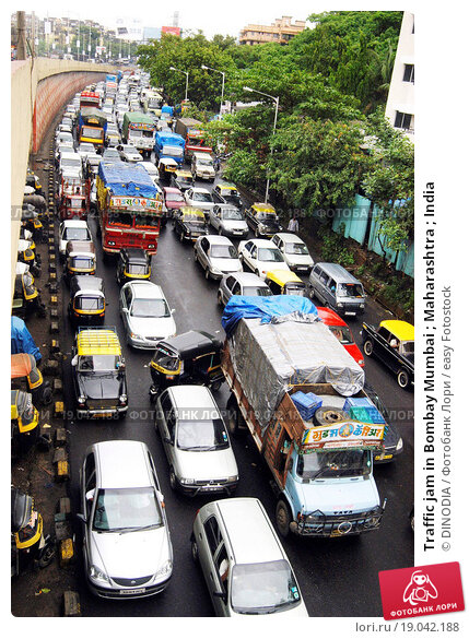 mumbai traffic jam